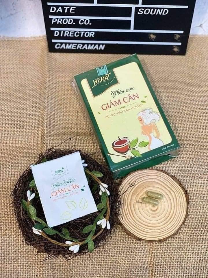 Tại sao trà giảm cân Hera Plus hiệu quả?