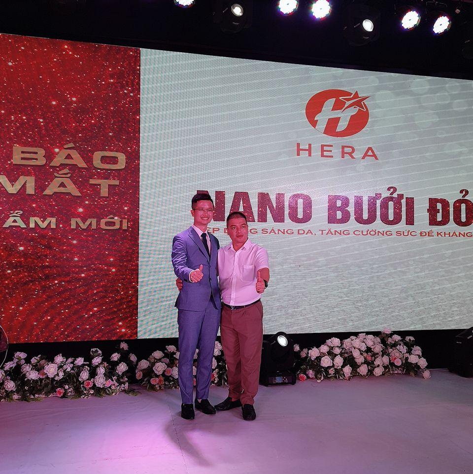 19.9.2020 - Họp báo ra mắt sản phẩm Nano bưởi đỏ Hera